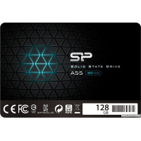 "Silicon Power A55 128GB 2.5"" SATAIII TLC (SP128GBSS3A55S25)"