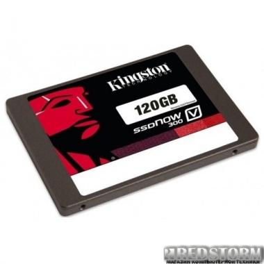 """SSD Kingston SSDNow V300 120GB 2.5"""" SATAIII MLC (SV300S37A/120G)"""