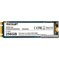 Patriot Scorch 256GB M.2 2280 PCIe Gen 3.0 x2 3D TLC (PS256GPM280SSDR)