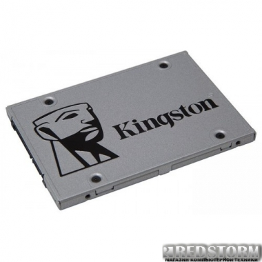 """SSD Kingston SSDNow UV400 120GB 2.5"""" SATAIII TLC (SUV400S37/120G)"""