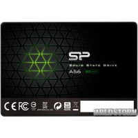 "Silicon Power A56 256GB 2.5"" SATAIII TLC (SP256GBSS3A56B25)"