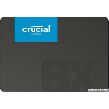 "SSD Crucial BX500 480GB 2.5"" SATAIII 3D NAND TLC (CT480BX500SSD1)"