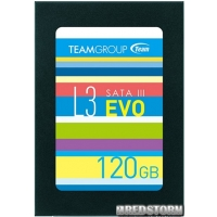 "Team L3 EVO 120GB 2.5"" SATAIII TLC (T253LE120GTC101)"