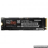Samsung 960 Evo series 500GB M.2 PCIe 3.0 x4 3D V-NAND (MZ-V6E500BW)