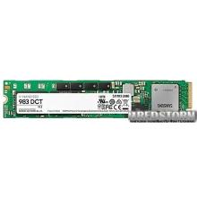 """Samsung 983 DCT Enterprise 1.9TB 2.5"""" NVMe M.2 (MZ-7LH1T9NE)"""