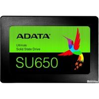 "ADATA Ultimate SU650 120GB 2.5"" SATA III 3D NAND TLC (ASU650SS-120GT-R)"