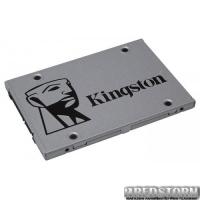 """Kingston SSDNow UV400 480GB 2.5"""" SATAIII TLC (SUV400S37/480G)"""