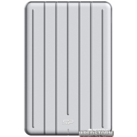 Silicon Power Bolt B75 480GB 2.5 USB 3.1 Silver (SP480GBPSDB75SCS) External
