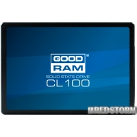 Goodram CL100 480GB GEN.2 SATAIII TLC (SSDPR-CL100-480-G2)