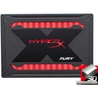 "Kingston SSD HyperX Fury RGB Upgrade Kit 240GB 2.5"" SATAIII TLC (SHFR200B/240G)"