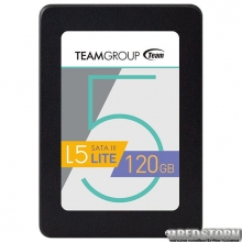 """Team L5 LITE 120GB 2.5"""" SATAIII TLC NAND (T2535T120G0C101)"""
