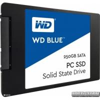 "Western Digital Blue SSD 250GB 2.5"" SATAIII TLC (WDS250G1B0A)"