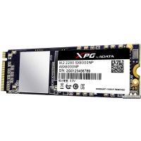 ADATA XPG SX6000NP 512GB M.2 2280 PCIe Gen3x2 3D TLC (ASX6000NP-512GT-C)