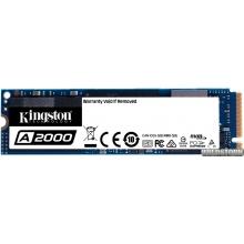 Kingston A2000 250GB NVMe M.2 2280 PCIe 3.0 x4 3D NAND TLC (SA2000M8/250G)
