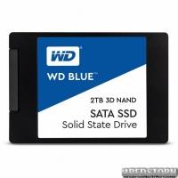 "Накопитель SSD 2.5"""" 2TB Western Digital (WDS200T2B0A)"