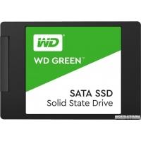 "Western Digital Green 480GB 2.5"" SATAIII 3D NAND TLC (WDS480G2G0A)"