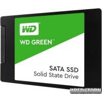 "Western Digital Green SSD 240GB 2.5"" SATAIII TLC (WDS240G2G0A)"