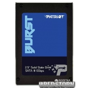 "Patriot Burst 240GB 2.5"" SATAIII TLC 3D (PBU240GS25SSDR)"