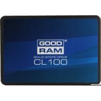 """Goodram CL100 120GB 2.5"""" SATAIII TLC (SSDPR-CL100-120)"""