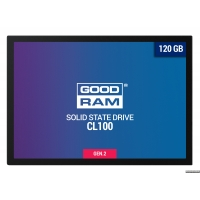 Goodram SSD CL100 Gen.2 120GB SATA III 2.5 (SSDPR-CL100-120-G2)