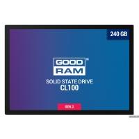 Goodram SSD CL100 Gen.2 240GB SATA III 2.5 (SSDPR-CL100-240-G2)