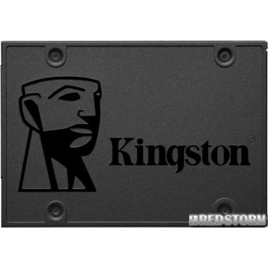 "SSD Kingston SSDNow A400 120GB 2.5"" SATAIII TLC (SA400S37/120G)"