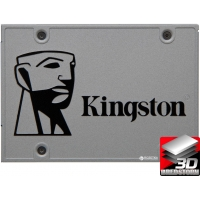 "Kingston SSD UV500 240GB 2.5"" SATAIII 3D NAND TLC (SUV500/240G)"
