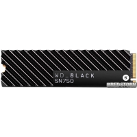 Western Digital Black SN750 NVMe SSD 1TB M.2 2280 PCIe 3.0 x4 3D NAND (TLC) (WDS100T3XHC)
