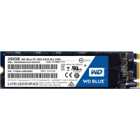 Western Digital Blue SSD 250GB M.2 SATAIII TLC (WDS250G2B0B)