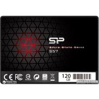 """Silicon Power Slim S57 120GB 2.5"""" SATAIII TLC (SP120GBSS3S57A25)"""
