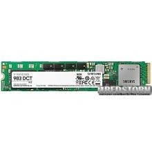 """Samsung 983 DCT Enterprise 960GB 2.5"""" NVMe M.2 (MZ-1LB960NE)"""