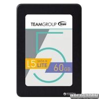 "Team L5 LITE 60GB 2.5"" SATAIII MLC (T2535T060G0C101)"