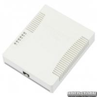 Коммутатор MikroTik RB260GS (CSS106-5G-1S) (5x1Gb, 1x SFP)