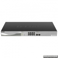 Коммутатор D-Link DXS-1100-10TS гигабитный (DXS-1100-10TS)