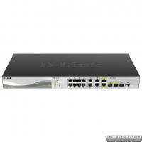 Коммутатор D-Link DXS-1100-16TC гигабитный (DXS-1100-16TC)