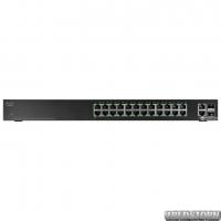 Неуправляемый коммутатор Cisco SB SF112-24 (SF112-24-EU)