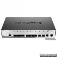 Коммутатор D-Link DGS-1210-12TS/ME