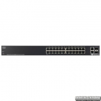 PoE-коммутатор Cisco SB SG220-26P (180 Вт) гигабитный (SG220-26P-K9-EU)