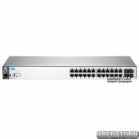 Управляемый PoE-коммутатор HP 2530-24G (J9776A)