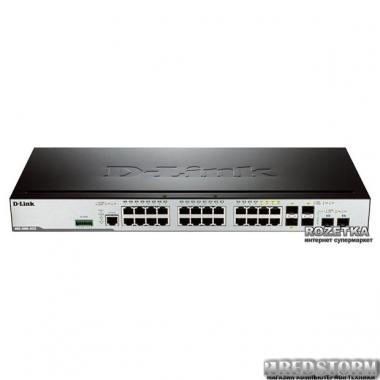 D-Link DGS-3000-26TC