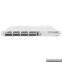 Коммутатор MikroTik CRS317-1G-16S+RM гигабитный (CRS317-1G-16S+RM)