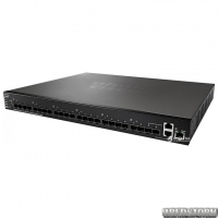 Коммутатор Cisco SB SG350XG-24F гигабитный (SG350XG-24F-K9-EU)