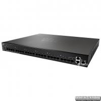 Коммутатор Cisco SB SG350XG-24F гигабитный (SG350XG-24F-K9-EU)