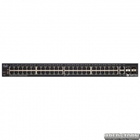 Коммутатор Cisco SB SF250-48 (SF250-48-K9-EU)