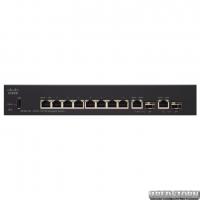 Коммутатор Cisco SB SF352-08-K9-EU