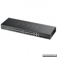 Коммутатор Zyxel GS1920-24v2 гигабитный (GS1920-24V2-EU0101F)