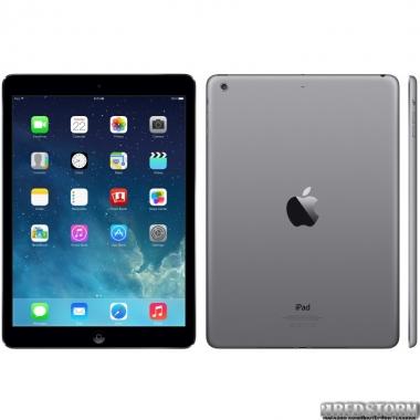 Планшет Apple A1566 iPad Air 2 Wi-Fi 16GB (MGL12TU/A) Space Gray