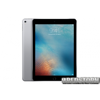 "Планшет Apple iPad Pro 9.7"" Wi-Fi 4G 32GB (MLPW2RK/A) Space Gray"