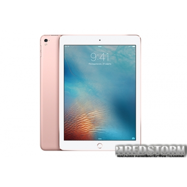 "Планшет Apple iPad Pro 9.7"" Wi-Fi 4G 256GB (MLYM2RK/A) Rose Gold;"
