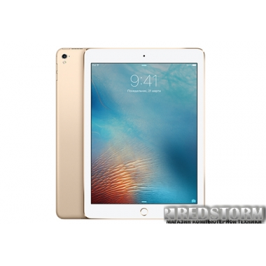 "Планшет Apple iPad Pro 9.7"" Wi-Fi 4G 128GB (MLQ52RK/A) Gold;"